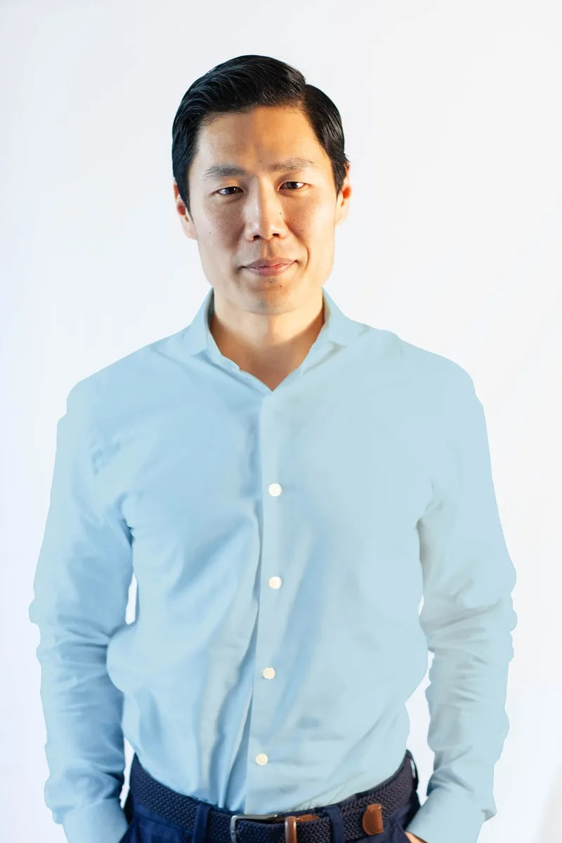 Yong Kim, founder of Wonolo, moved his family from Silicon Valley to Philadelphia