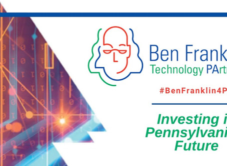 BFTP Has Role to Play in Pa.'s Economy as State Considers Potential Economic Stimulus Packages