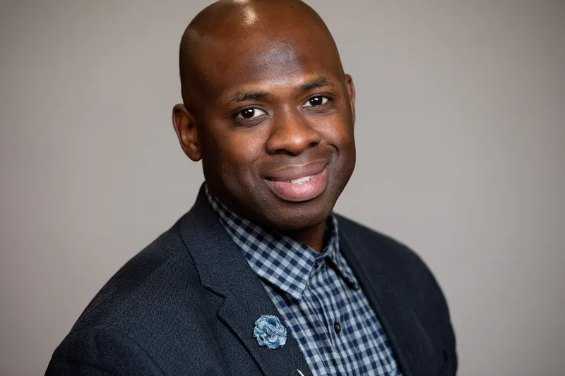 Bruce Marable, Philadelphia native and co-founder of EmployeeCycle. The HR analytics company recently raised $1 million.