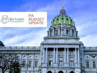 Ben Franklin Technology Partners Responds to FY 2021-22 Budget