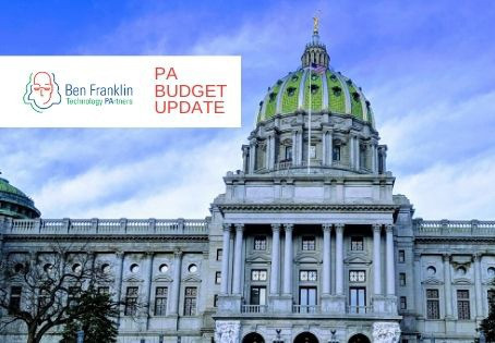 Ben Franklin Technology Partners Responds to FY 2021-22 Budget