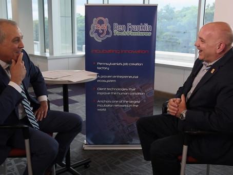 LVEDC Interviews Angelo Valletta, President & CEO of BFTP/NEP
