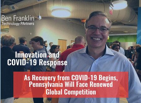 As Recovery from COVID-19 Begins, Pennsylvania Will Face Renewed Global Competition