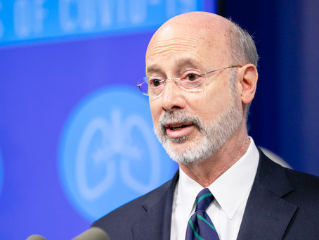 Gov. Wolf Urges Manufacturing Sector to Report Critical COVID-19-Related Supply Capabilities, Needs