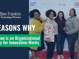 Four Reasons Why: Inclusion is an Organizational Priority for Innovation Works