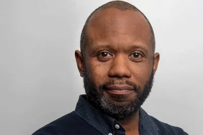 Tayyib Smith, co-founder of marketing agency Little Giant Creative and a principal at Smith & Roller.