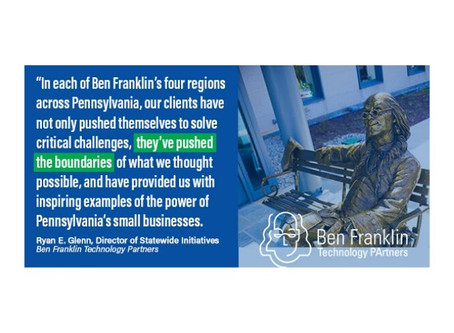 Defining Moments – Part I: Ben Franklin Clients Share Their Inspiration to Innovate During COVID-19