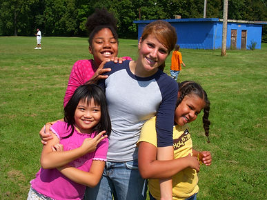 volunteer and girls.jpg