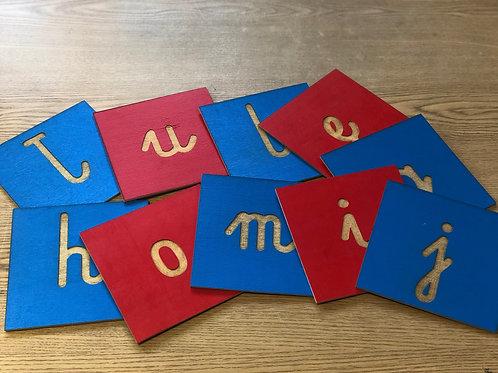 Alfabet Montessori
