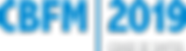 Logo cbfm 2019