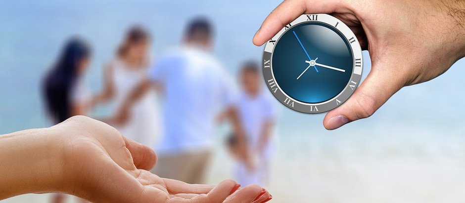 Creating the Gift of Time