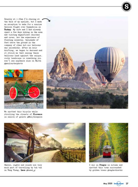 Lonely Planet UK, May2020