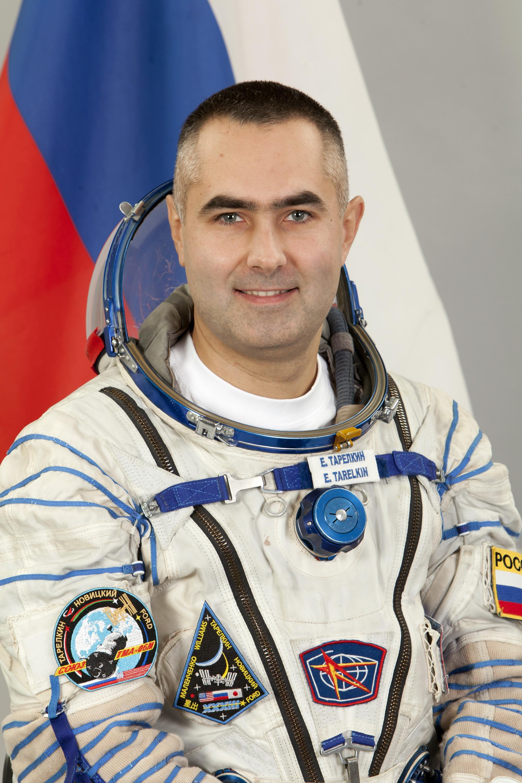 Герой России лётчик-космонавт Евгений Игоревич Тарелкин, родился в Читинской области