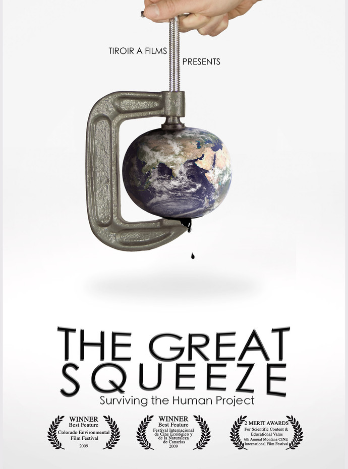 The Great Squeeze - Selected at 14 festivals with 3 awards,  broadcasted on the CBC, the number one channel in Canada.