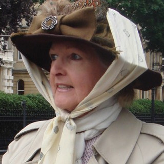 Penelope Keith & The Fast Lady