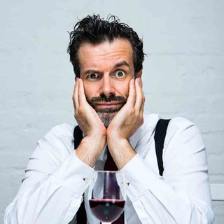 The Red by Marcus Brigstocke