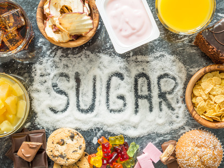 A sugar by any other name would taste as sweet. Part 1