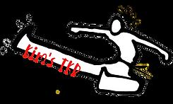 Kim's TKD Kicker Logo (Copyrights)