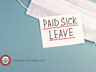 California's New COVID-19 Supplemental Paid Sick Leave Law for 2021