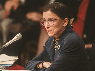 Thakur Law Firm Honors the Memory of Justice Ruth Bader Ginsburg (1933-2020)