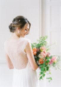 Isabel Plett organic Makeup & Hair Artistry natürliches Brautstyling