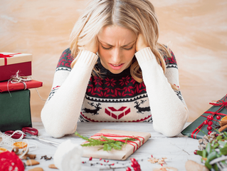Holiday Stress During a Pandemic