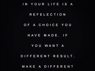 Make Wise Choices and Take Responsibility