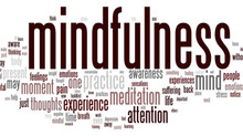 What are YOU doing to become more mindful?