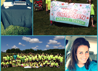 2014 Hershey Walk for Children with Apraxia