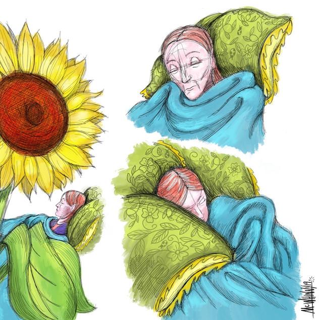 While Mama Sleeps