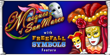 Masques of San Marco Logo Banner