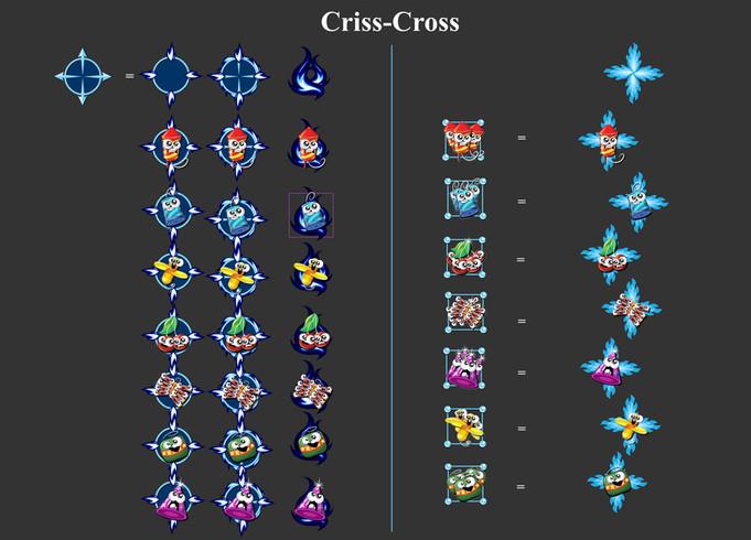 Brainstorm Super Symbols
