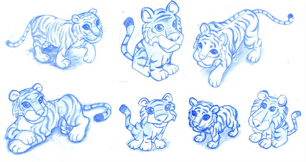 Zoo World 2 Tiger Brainstorm