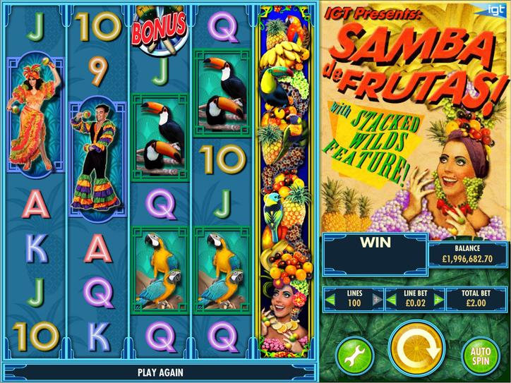 Samba de Frutas! Base Game