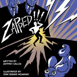 Graphic Novel Cover Art