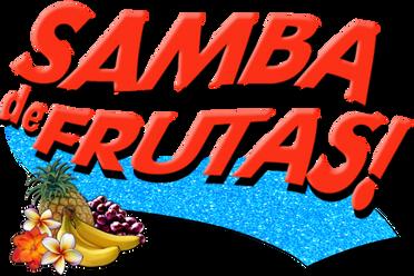 Samba de Frutas! Simple Logo