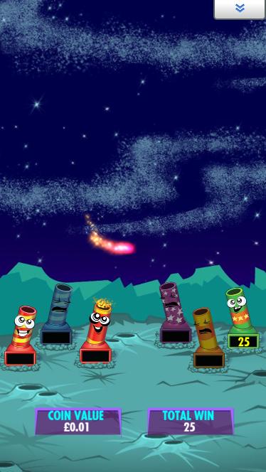 """""""Fantastic Fireworks!"""" Mobile Version"""