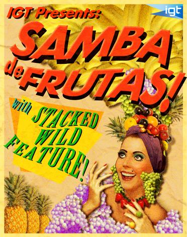 Samba de Frutas! Base Game Poster