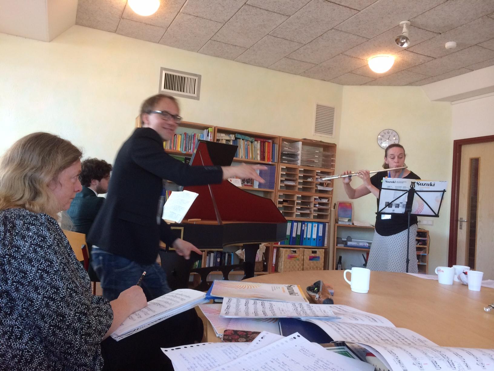 Barokdag docenten: masterclass