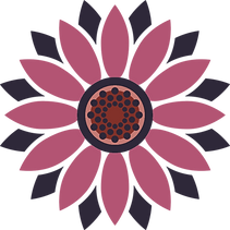 Sunflower (pink & purple).png