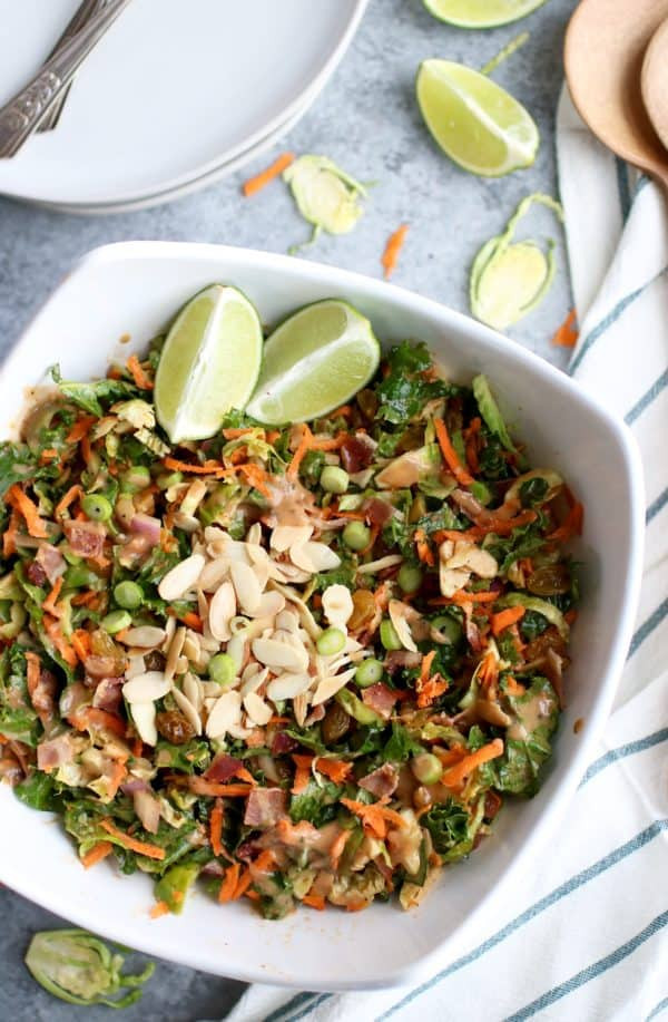 BBQ Ranch Chopped Salad with Roasted Chicken