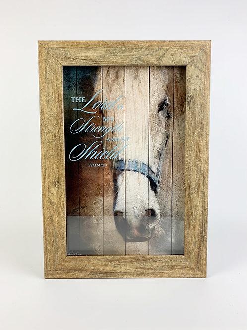 Framed Print Horse