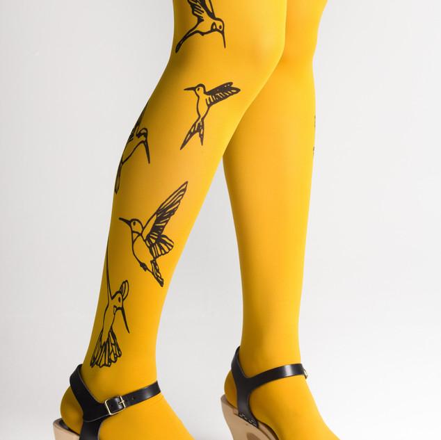KOLIBRI yellow