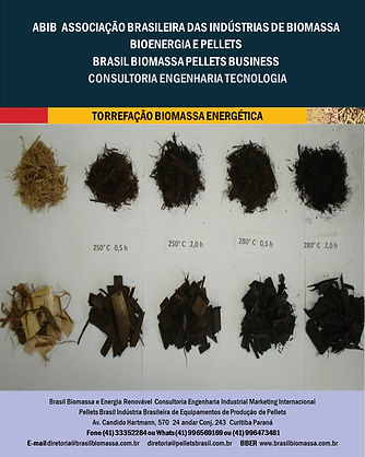 Soluções Energética Torrefação Biomassa.