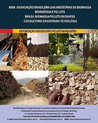 Soluções Energética Exportação WoodChips