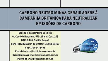 Carbono Neutro Minas Gerais adere à camp