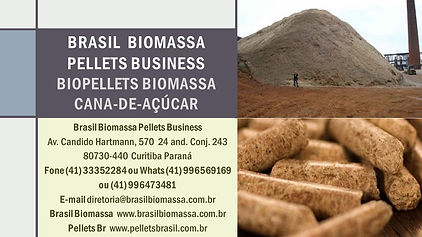 2021 Brasil Biomassa Biopellets Biomassa