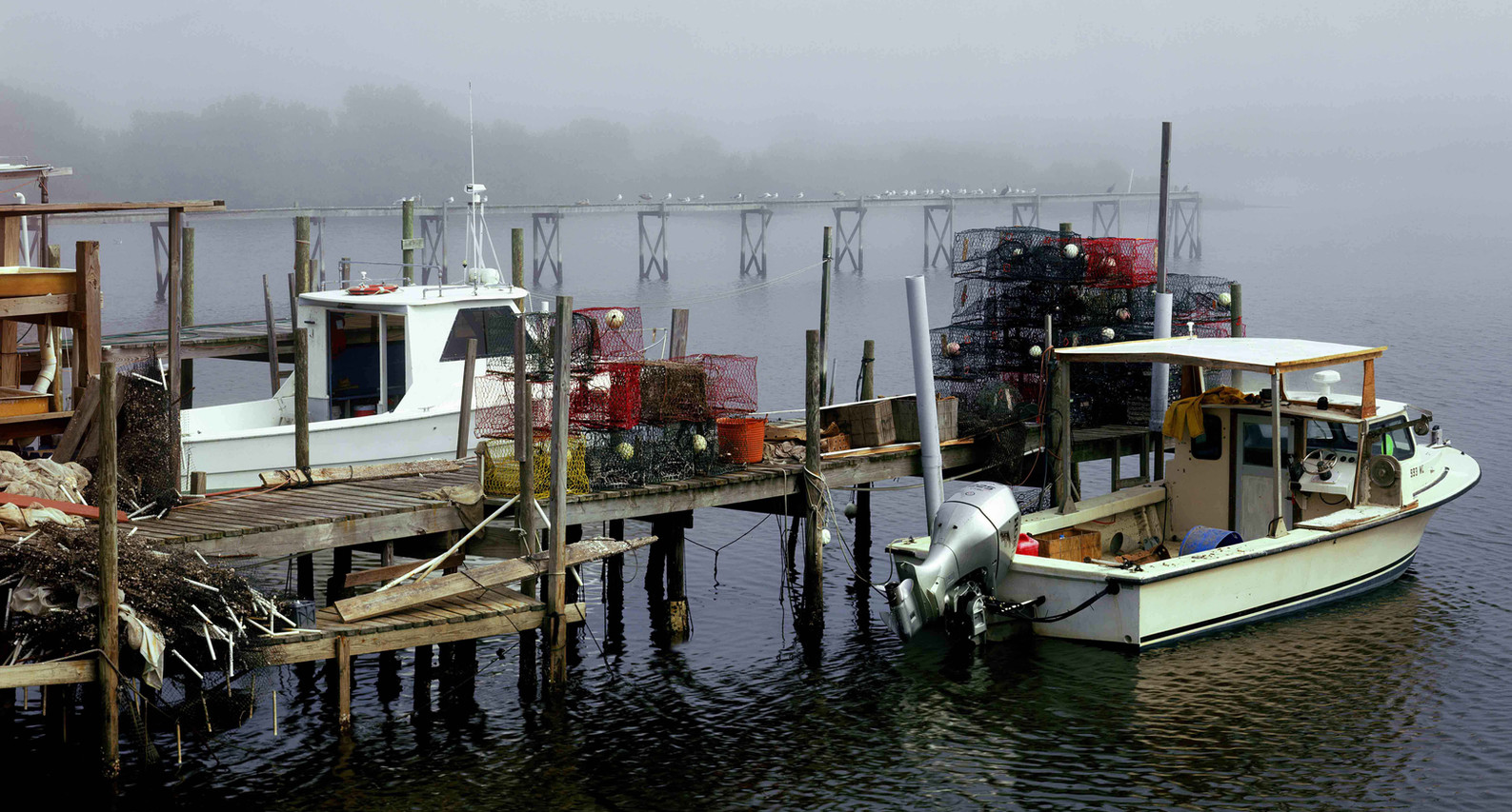 """Fisherman's Fog"" ©SMD"