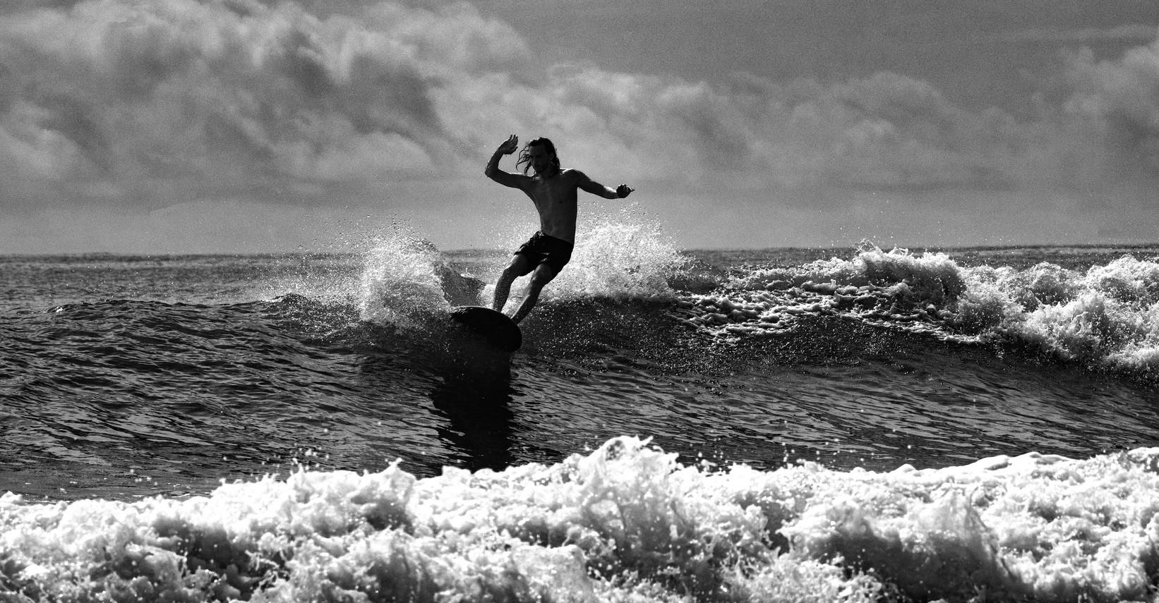 """""""Surfs Up"""" ©SMD"""
