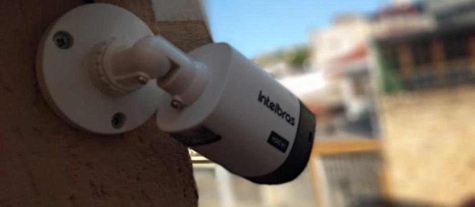 Veja os principais Motivos para instalar Câmera de Segurança em Casa.